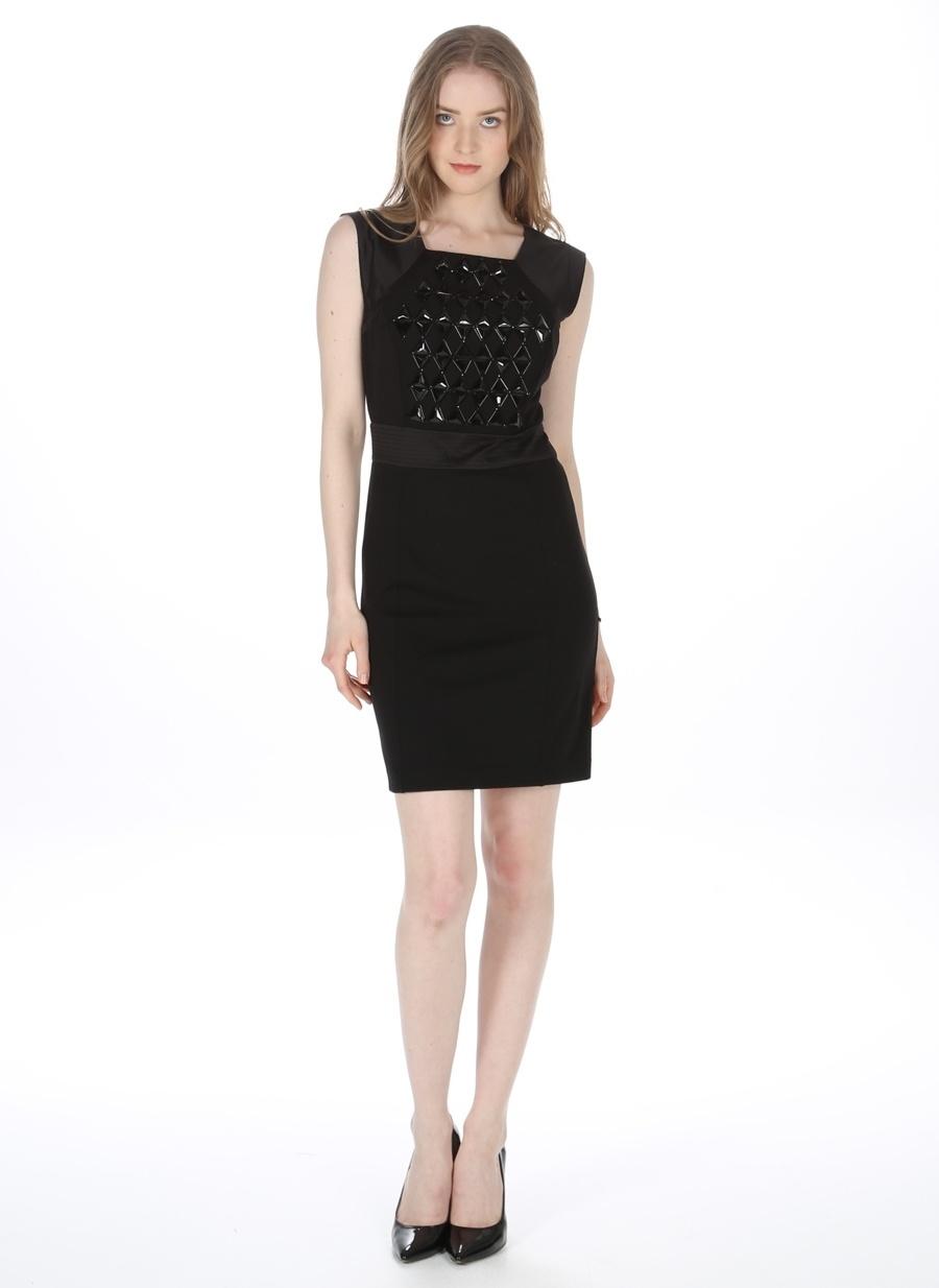Kadın Morgan Elbise